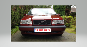 1995 Volvo 850 THE BEST T5 AROUND