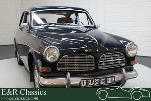Volvo Amazon P130 1967 Midnight blue