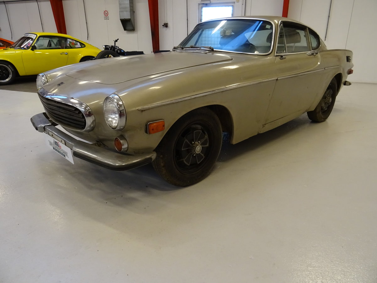 1971 Volvo P1800 E For Sale (picture 1 of 5)