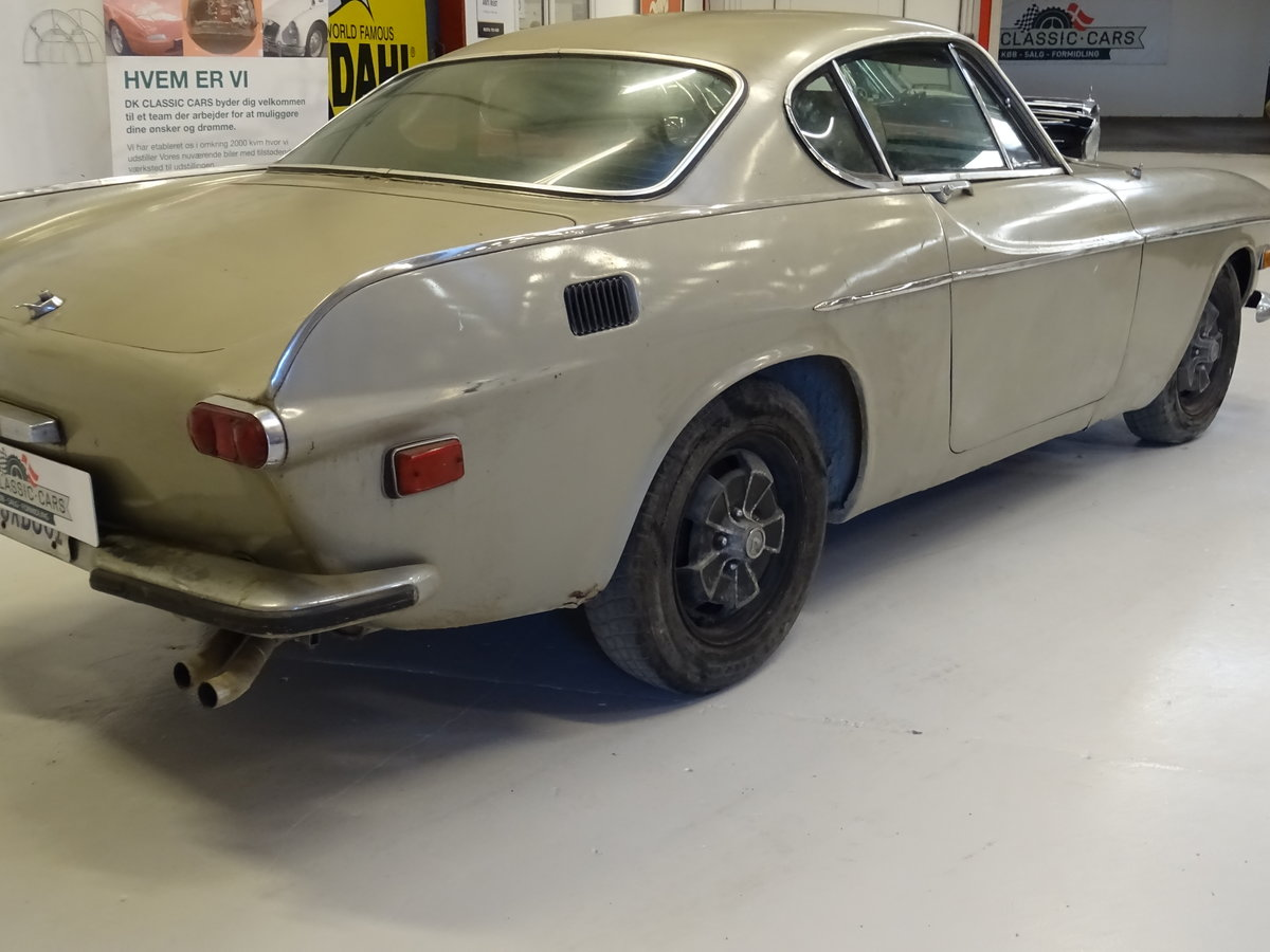 1971 Volvo P1800 E For Sale (picture 2 of 5)