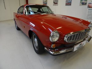 1965 Volvo 1800 S - original European marke car
