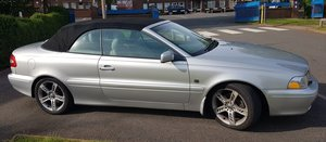 2003 Volvo C70 T5 Stylish Convertible