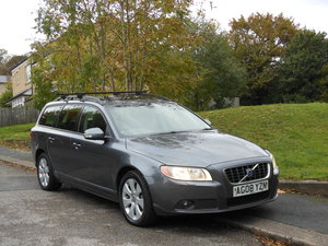 2008 Volvo V70 2.4D SE Geartronic 163BHP New Shape SOLD