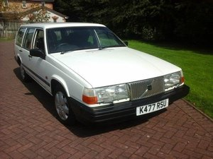 1993 Volvo 940 Wentworth