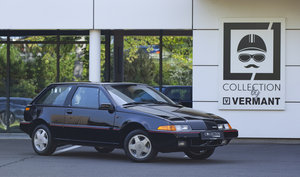 Volvo 480ES in FACTORY NEW CONDITION - ONLY 77km's