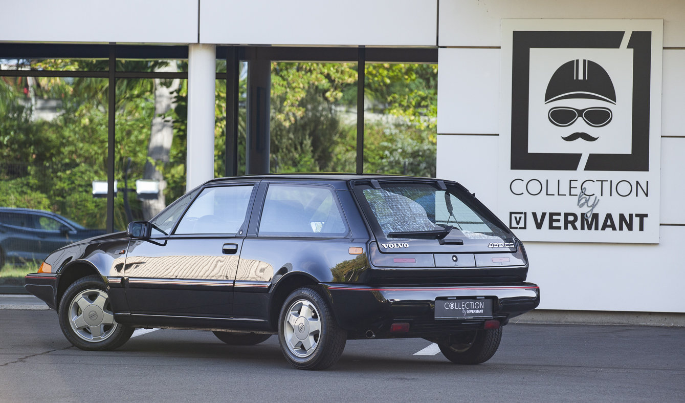 1986 Volvo 480ES in FACTORY NEW CONDITION - ONLY 77km's For Sale (picture 2 of 6)