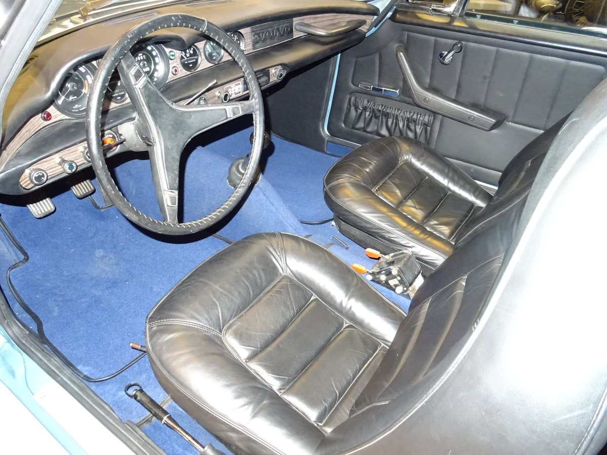 1972 Volvo 1800 ES - restoration completed in October 2019 For Sale (picture 3 of 6)