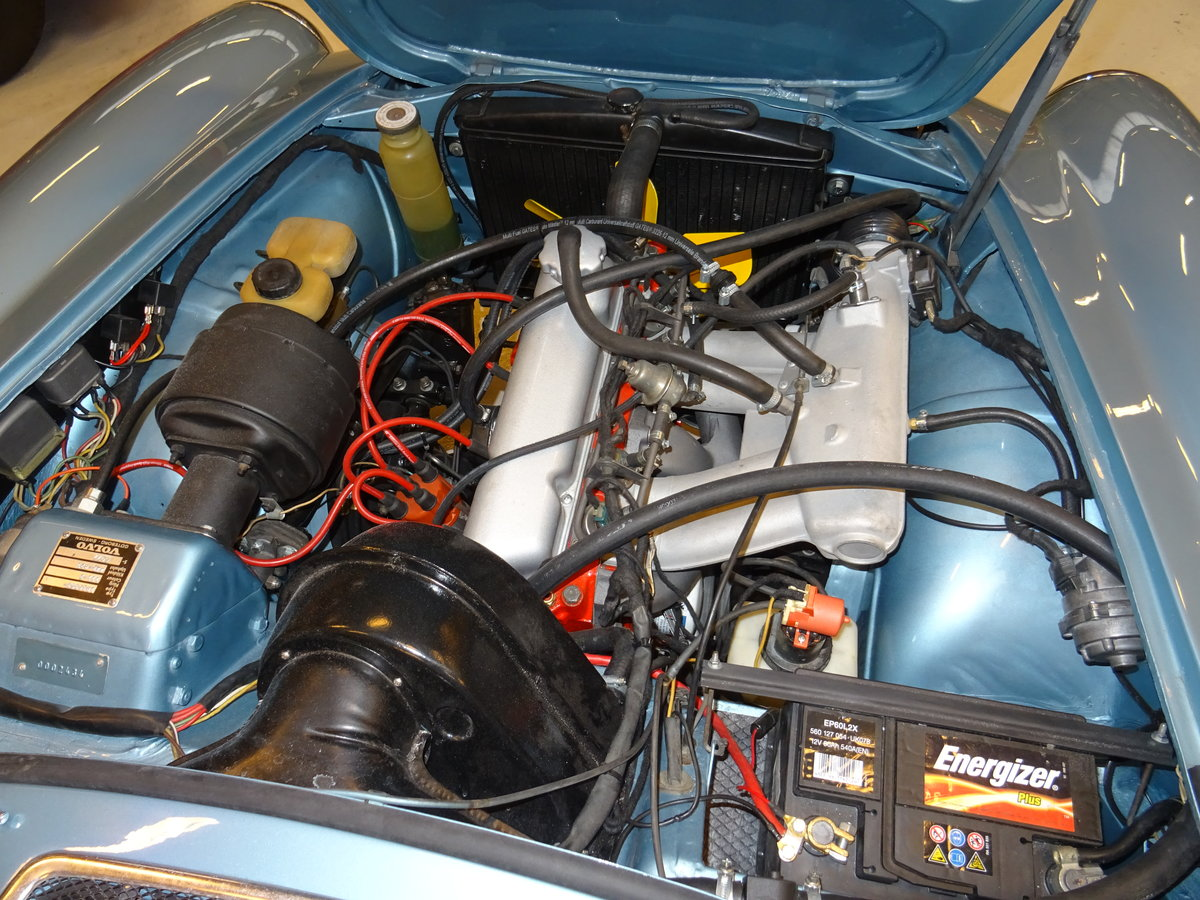 1972 Volvo 1800 ES - restoration completed in October 2019 For Sale (picture 5 of 6)