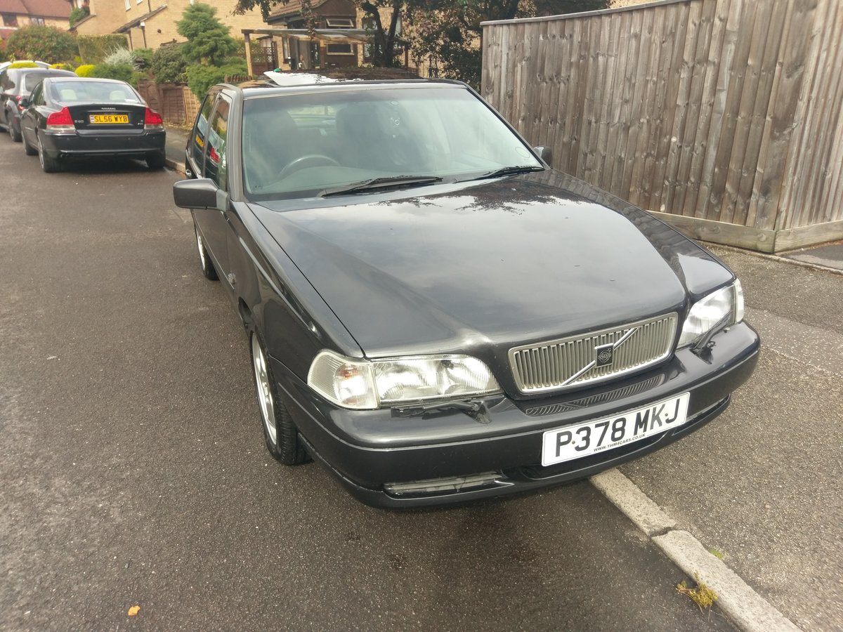 1997 Volvo S70 T5 Auto, 139k. For Sale (picture 1 of 6)