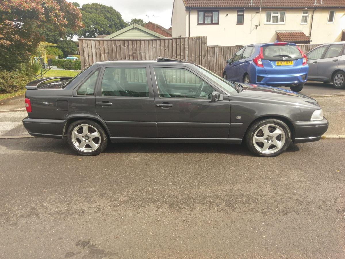 1997 Volvo S70 T5 Auto, 139k. For Sale (picture 2 of 6)