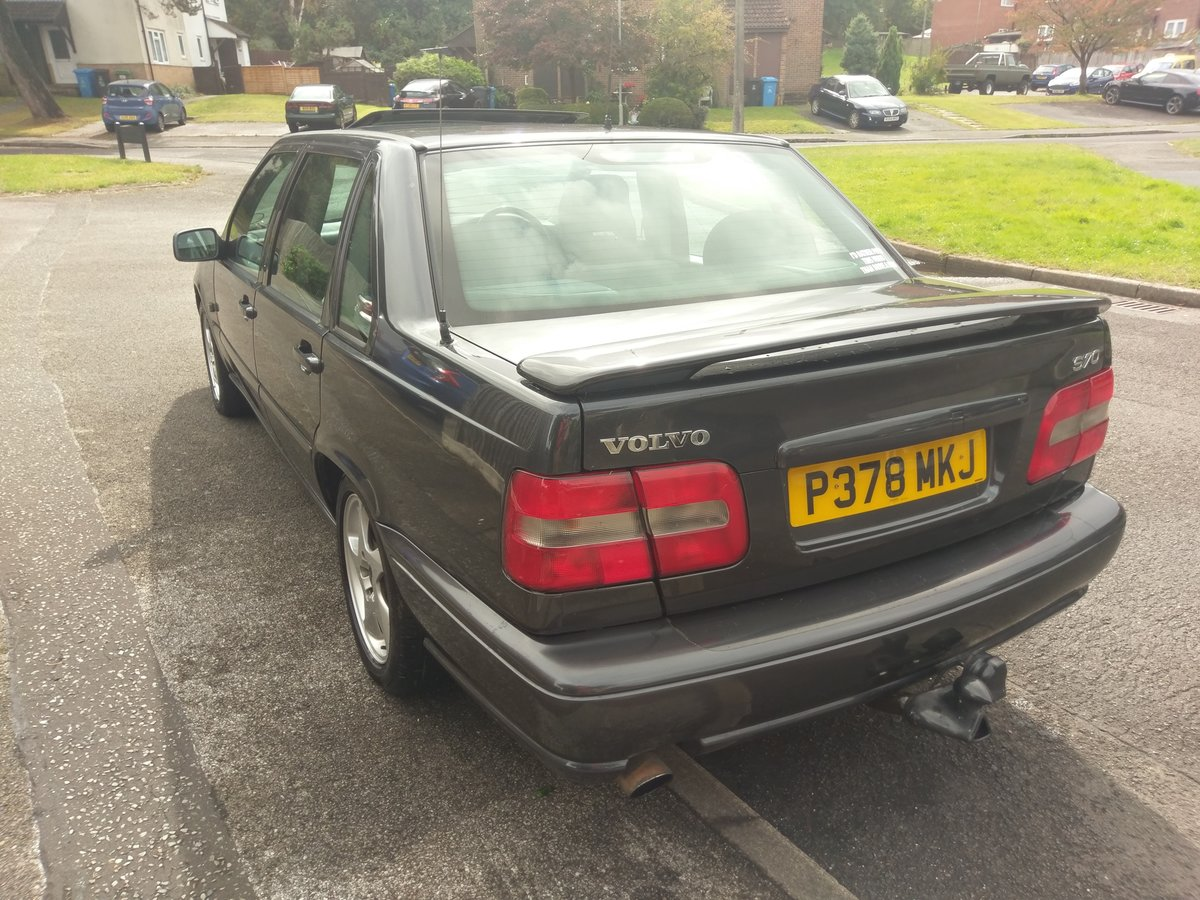 1997 Volvo S70 T5 Auto, 139k. For Sale (picture 3 of 6)