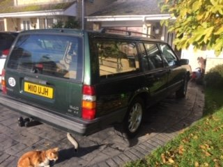 1995 Volvo 940 Estate Long Ownership, Full History For Sale