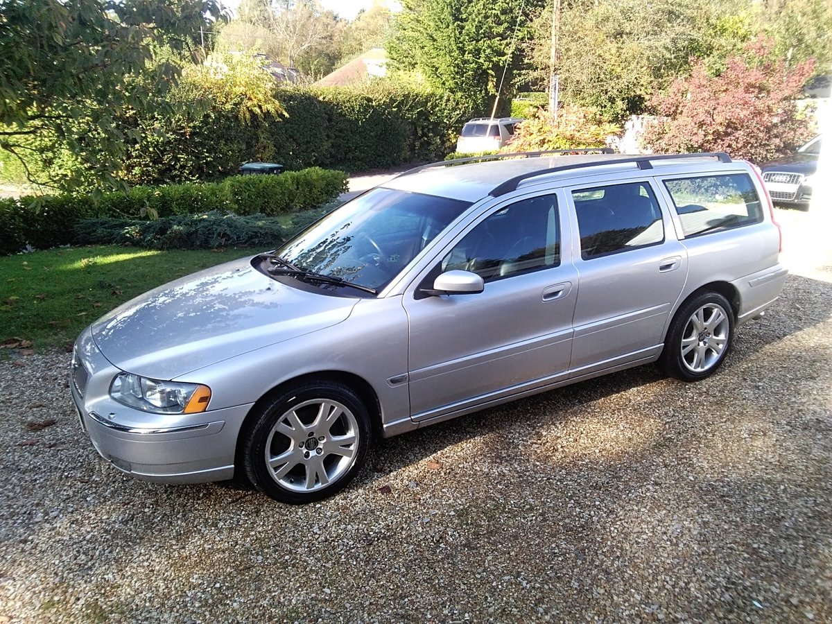 2006 Volvo V70 D5 Immaculate For Sale (picture 1 of 6)