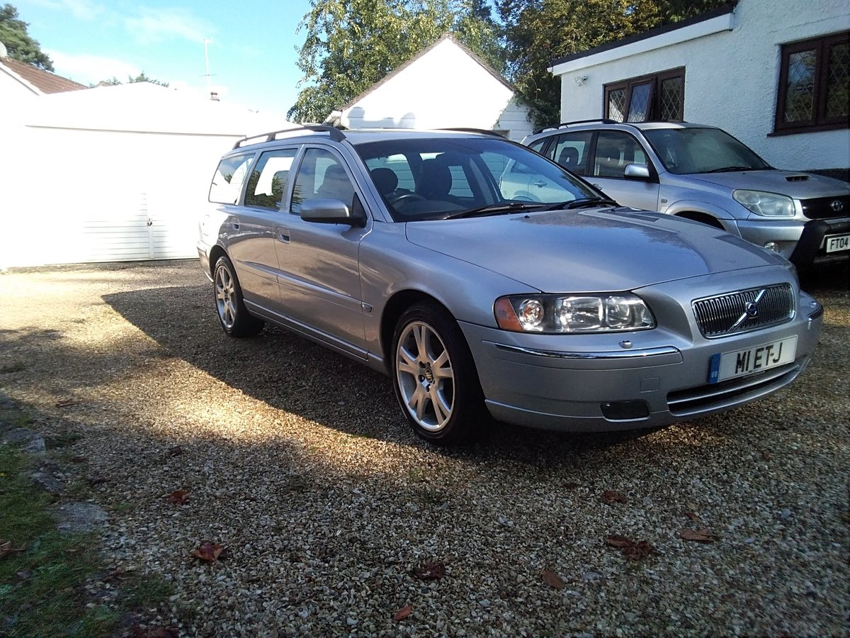 2006 Volvo V70 D5 Immaculate For Sale (picture 2 of 6)