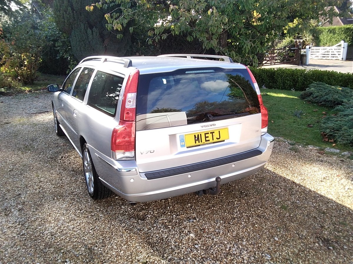2006 Volvo V70 D5 Immaculate For Sale (picture 3 of 6)