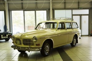 1967 Volvo Amazon 221 Estate For Sale by Auction