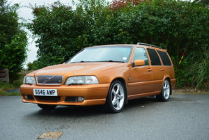 1998 Volvo V70R Estate For Sale by Auction