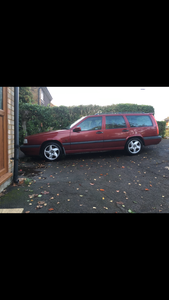 1996 Volvo 850 GLT T5 Manual. For Sale