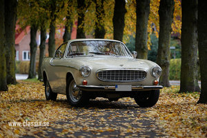1965 Volvo P1800 S LHD in very good condition SOLD