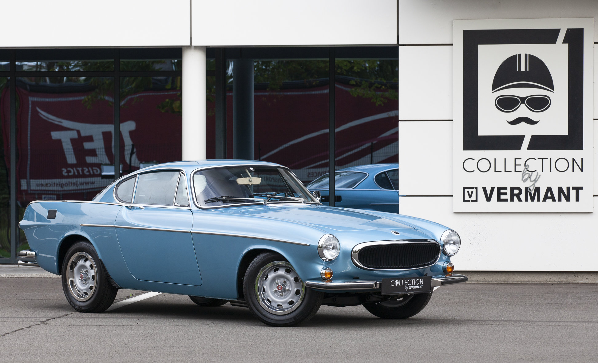 1972 Volvo P1800E - Restored Condition - Automatic gearbox For Sale (picture 1 of 6)