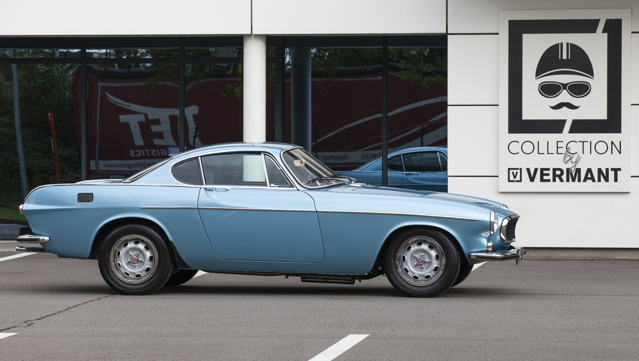 1972 Volvo P1800E - Restored Condition - Automatic gearbox For Sale (picture 2 of 6)