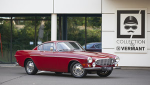 Volvo P1800S 1968 - History from 1982 untill 2019