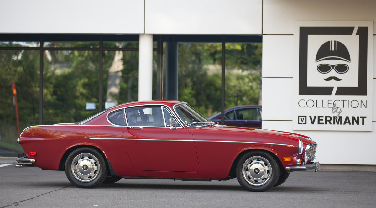 Volvo P1800S 1968 - History from 1982 untill 2019 For Sale (picture 2 of 6)