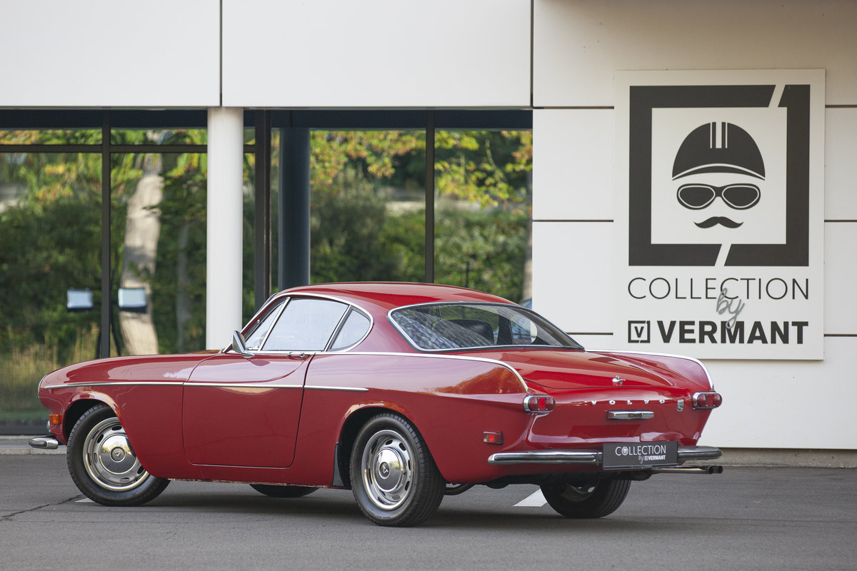 Volvo P1800S 1968 - History from 1982 untill 2019 For Sale (picture 3 of 6)