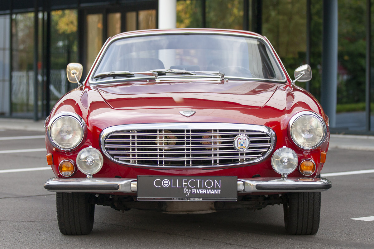 Volvo P1800S 1968 - History from 1982 untill 2019 For Sale (picture 4 of 6)