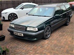 1995 Volvo 850 t-5 r estate manual - uk car - rare