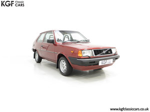 1984 An Astonishing and Original Volvo 340 GL with 9,843 Miles SOLD