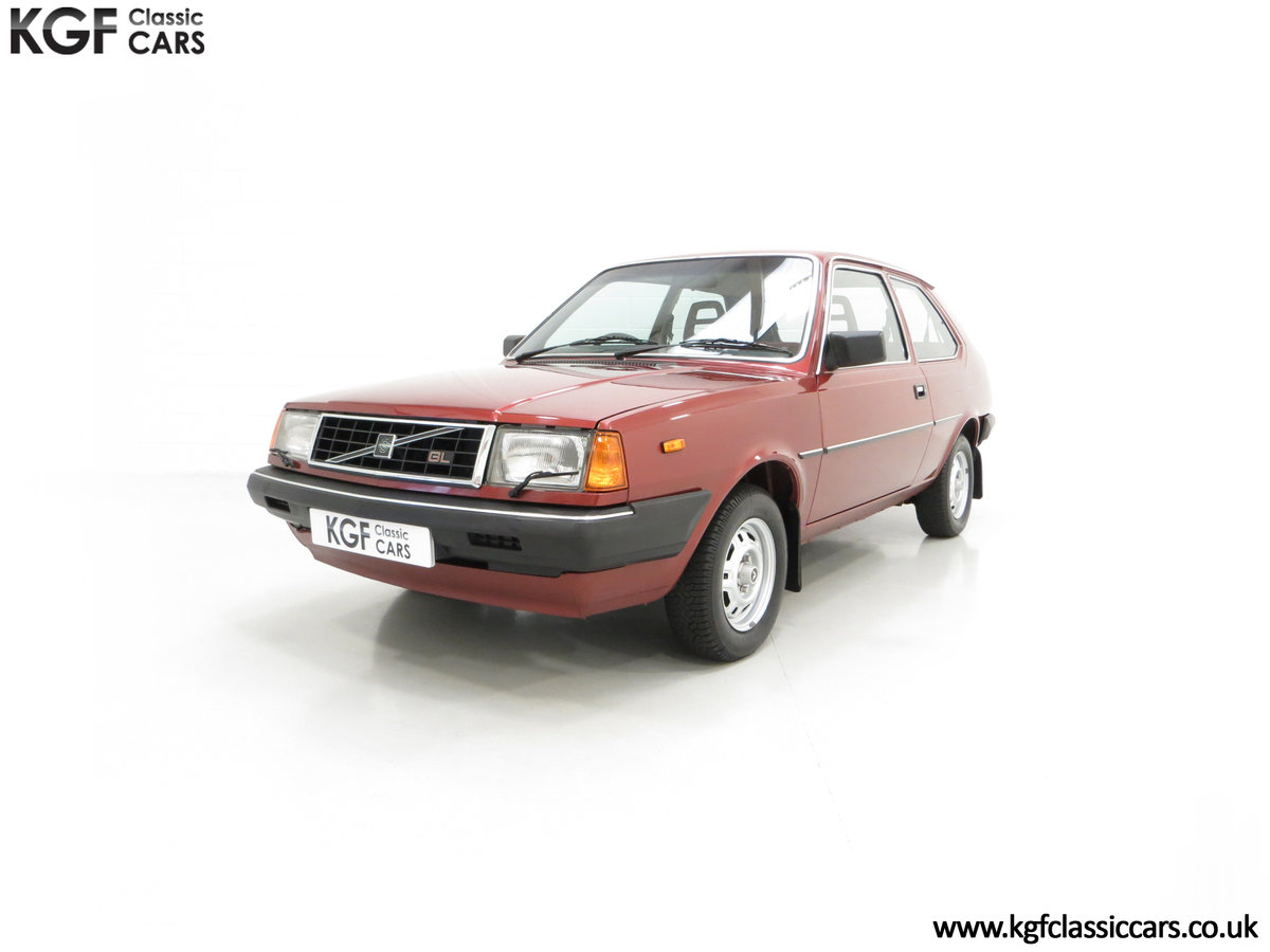 1984 An Astonishing and Original Volvo 340 GL with 9,843 Miles SOLD (picture 2 of 6)