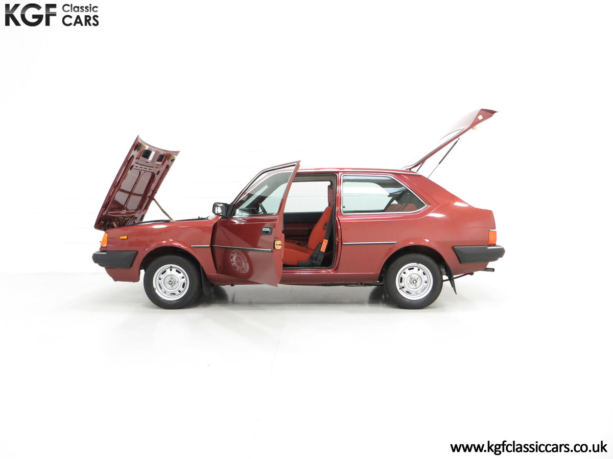 1984 An Astonishing and Original Volvo 340 GL with 9,843 Miles SOLD (picture 3 of 6)