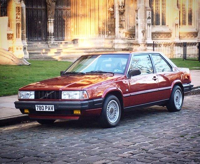 1990 Volvo Bertone 780 Coupe Turbo  For Sale (picture 2 of 6)