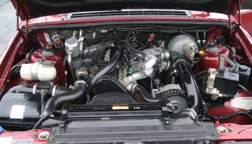 1990 Volvo Bertone 780 Coupe Turbo  For Sale (picture 5 of 6)