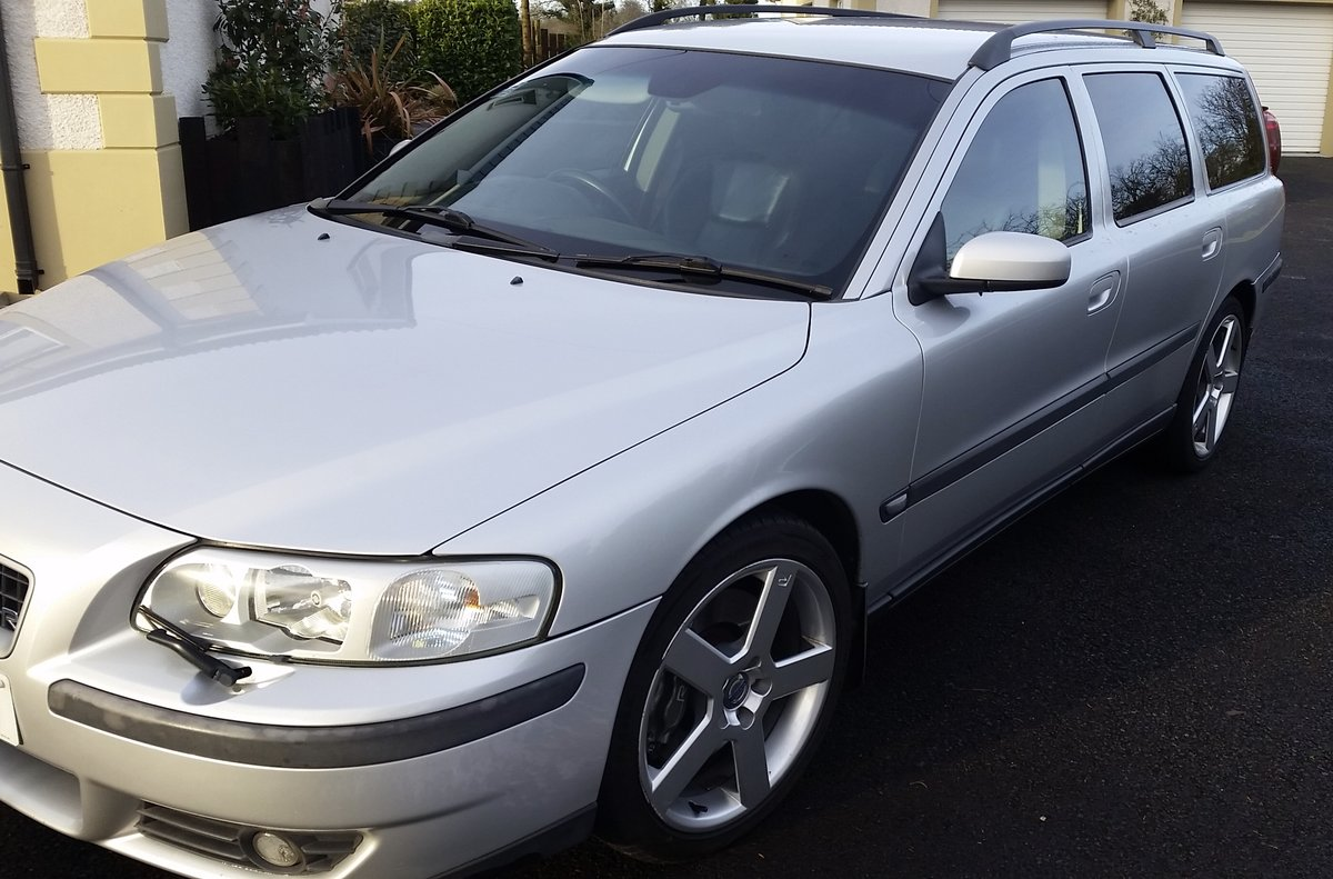 2003 VOLVO V70R For Sale (picture 1 of 6)
