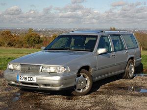 1998 Volvo V90 2.9 24 valve Automatic Estate 'Luxury Edition' SOLD