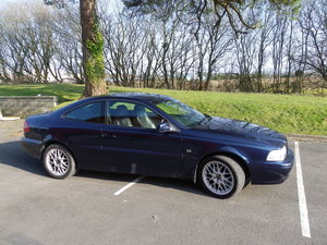 2000 Volvo C70 2.4 MK1 manual low mileage