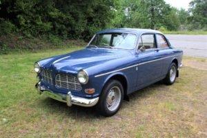 1966 Volvo 122 Amazon Restored Blue(~)Tan Driver $18.9k For Sale