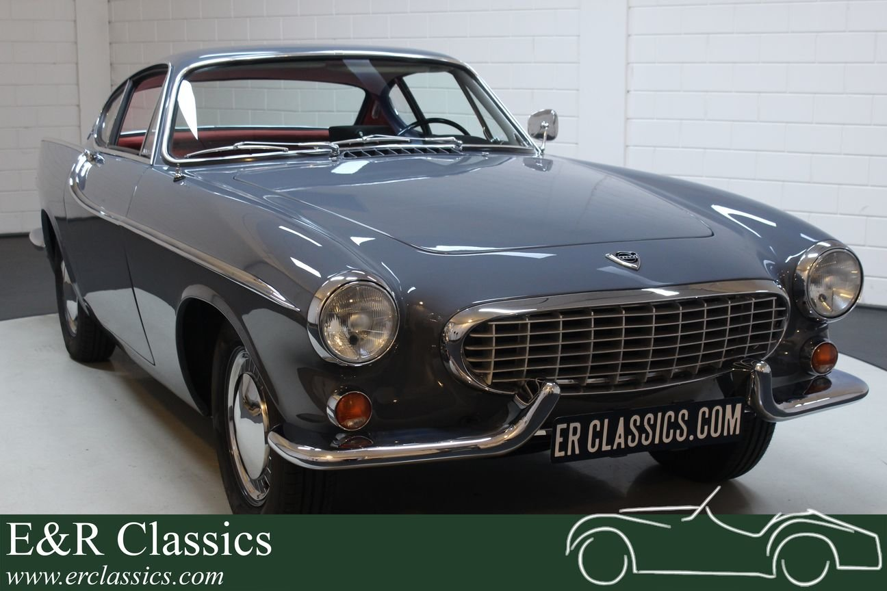 Volvo P1800 Jensen 1962 Fully restored For Sale (picture 1 of 6)