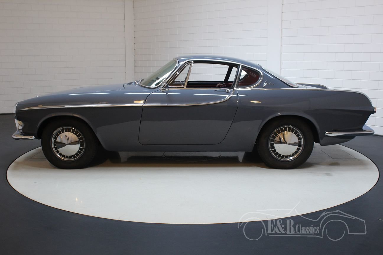 Volvo P1800 Jensen 1962 Fully restored For Sale (picture 4 of 6)