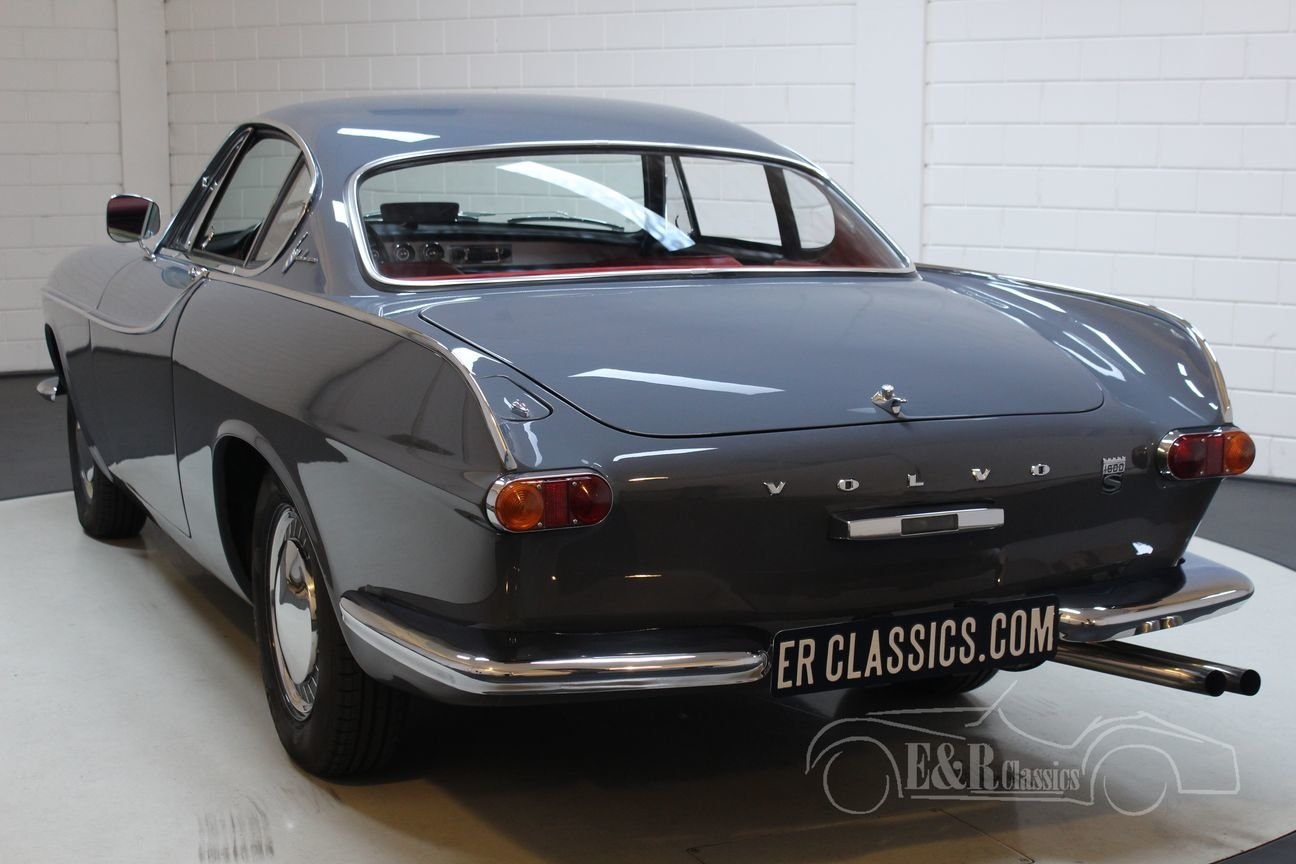 Volvo P1800 Jensen 1962 Fully restored For Sale (picture 5 of 6)