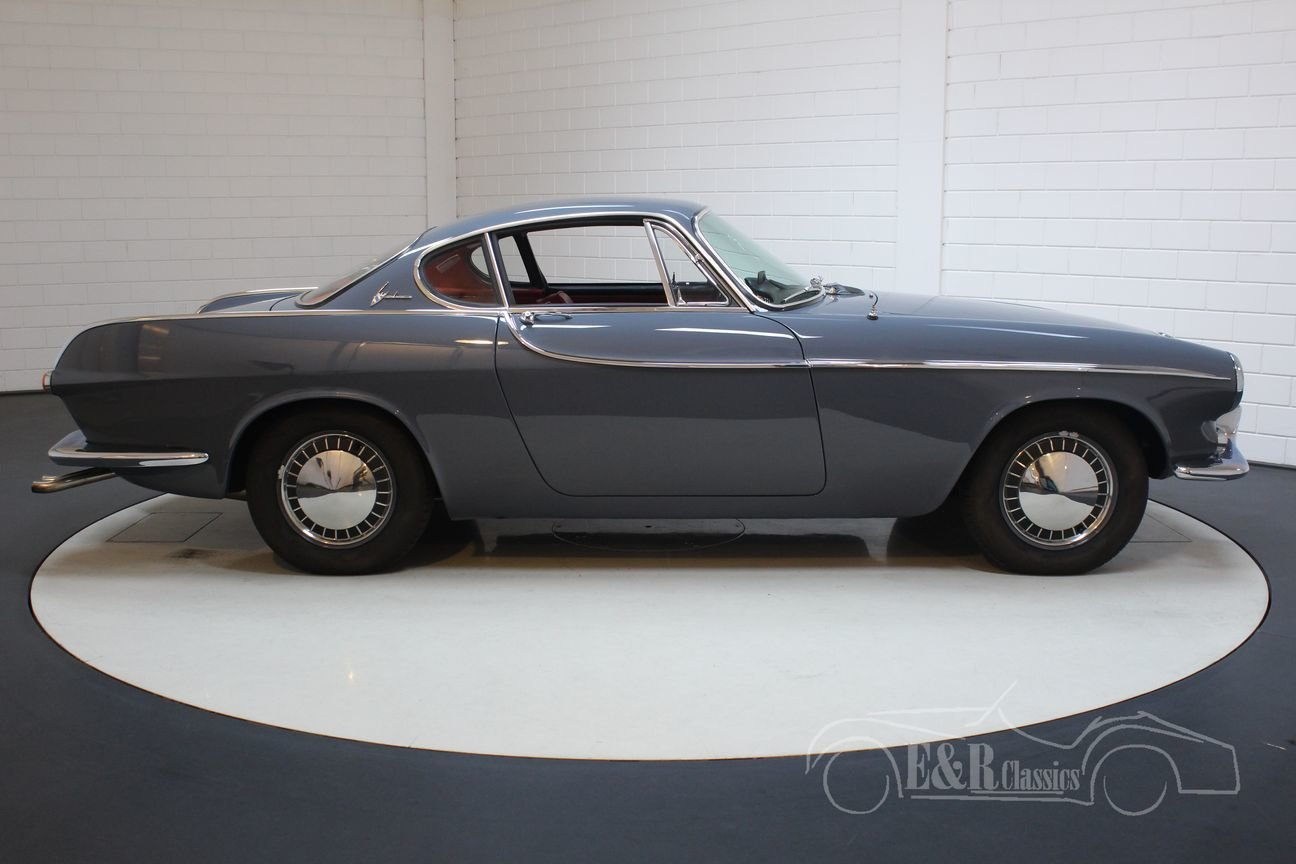 Volvo P1800 Jensen 1962 Fully restored For Sale (picture 6 of 6)