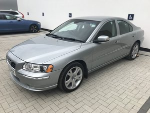 2008 Volvo S60 2.4 D5 SE Geartronic