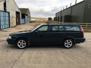 1998 Volvo v70 mk1 awd - low mileage.(rare car)