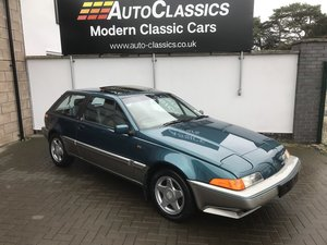 1992 Volvo 480es, 30,000 Miles, Full Service History