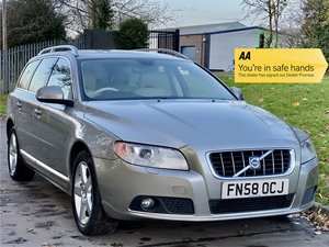 2008 58 Volvo V70 2.4d SE LUX Automatic - High spec