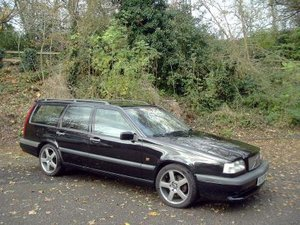 1995 Volvo 850 T-5R Estate For Sale by Auction