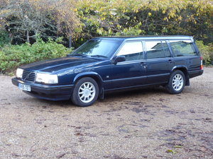 1997 Volvo 940 2.3 LPT Estate 29 Services Cambelt +Clutch done