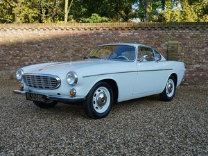 1967 Volvo P1800 S first owner from first owner! documented from  For Sale